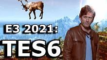 上古卷轴6详细信息!E3 2021年发布会全程(恶搞视频)@熊猫游戏字幕组
