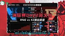 洲际赛Day2 RNG vs KZ赛后英文台复盘:uzi永远能打出极限操作逆转战局