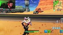 堡垒之夜新高尔夫球车和新地图游戏_clip4