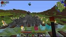 Minecraft『空想魔法』魔法核心升級與銀樹長杖 ★ EP15