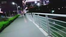 夜行深圳湾