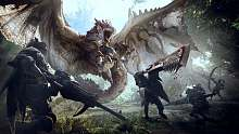 怪物猎人世界——路痴猎人各种被虐QAQ