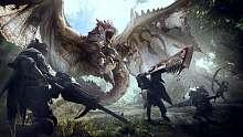 WeGame版怪物猎人世界——各种刷上位角龙QAQ