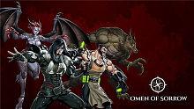 动作恐怖格斗游戏《悲兆》:11月6日正式开售!