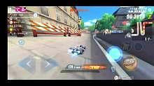 《QQ飞车手游》情迷法兰西实战1.28跑法