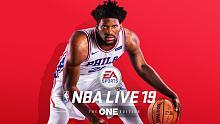 【小发糕解说】NBA LIVE19试玩第一期:捏一个球场上的美男子