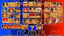 木子小驴解说《拳皇98》单人随机问号模式一命通关