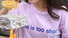 葱油盘丝饼,就是这么酥脆!你想尝尝吗?