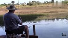 渔乐生活家钓鱼:这窝子打的挺狠啊,也不怕把鱼给喂饱了!