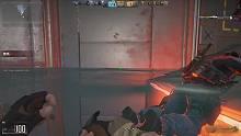 穿越火线HD:死亡隧道内部充满了水,在水中用冷兵器和敌人搏斗!