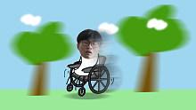 这里的人也太没公德心了吧《轮椅模拟器》