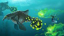 深海迷航:寻找最后的蓝图,孵化毒气鱼