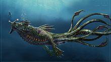 深海迷航:进入热能发电厂,海龙利维坦叫声太可怕了