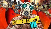 《无主之地2 VR》宣传片公布:12月14发售!