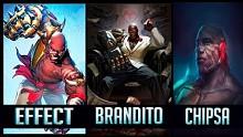 守望先锋 —— Effect vs Brandito vs Chipsa大比拼