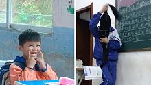 Big笑工坊-有才的网友:在班级里坐在最后一排的都是大神!
