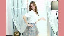 刺激战场柔柔:这么可爱的舞蹈你见过吗?怀念的初恋感觉!