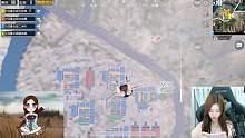 刺激战场柔柔:刺激战场最炫酷的跳伞方式!旋风冲锋龙卷风重出江湖!