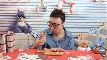 试吃肉超多的火腿午餐肉!