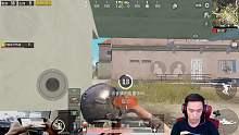 DK-不求人:P城 大迷宫楼AK抢1个人头 然后击倒两个 然后m16灭队
