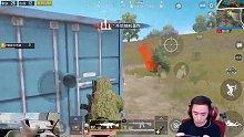 DK-不求人:M4没子弹 迅速换大菠萝 贴脸走位1V3灭队