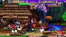 侍魂2 弗利萨大王vs小怪 娜可露露原来可以这么玩?