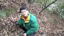 用探测仪到悬崖下面探宝,看看小伙探出的东西是不是很有年代感呀