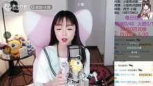 广州美女娱加-小甜 演唱《恋人未满》.人美歌甜