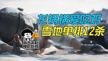 【龙锅锅爱吃鸡】:雪地12杀,烟中恶鬼了解一下?