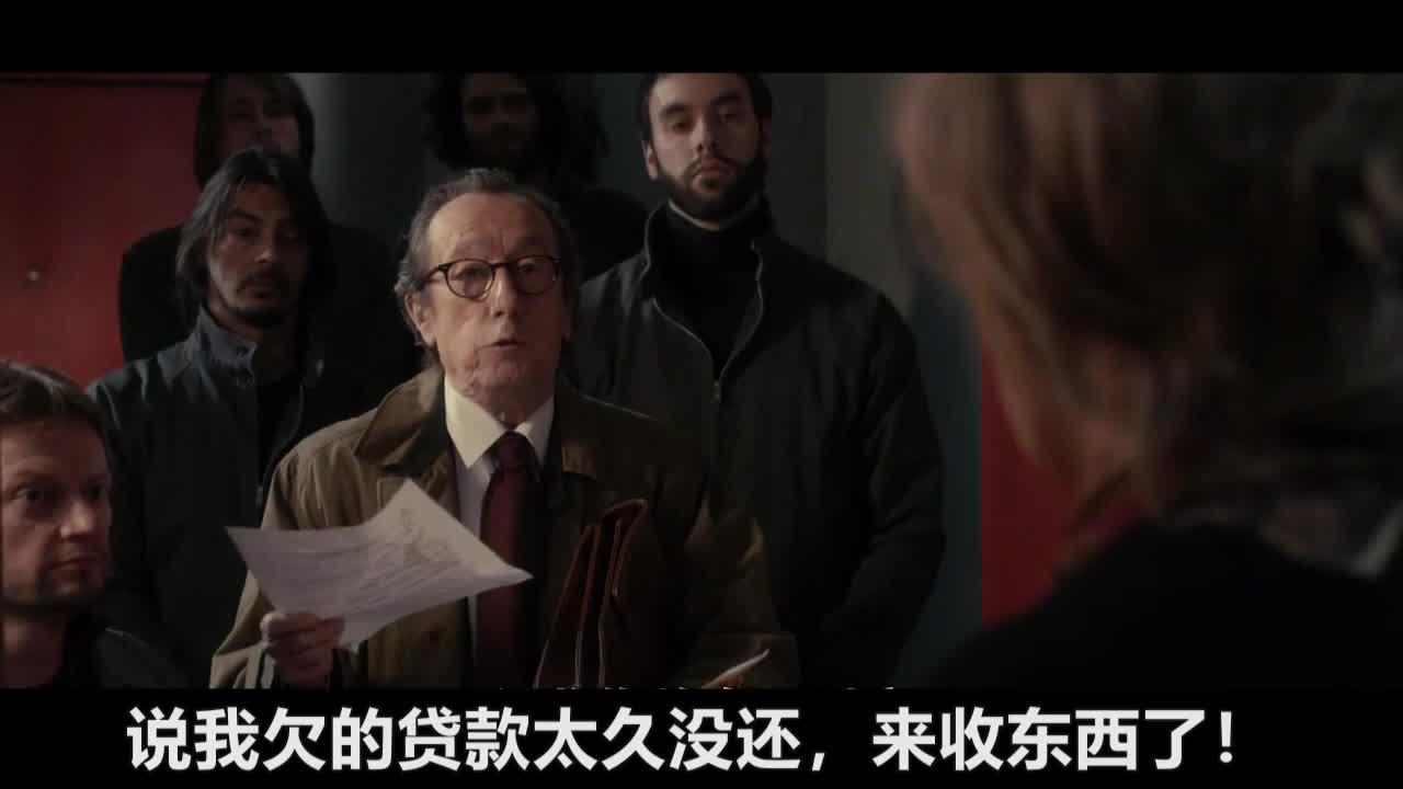 Big笑工坊-唐唐说电影:史上最硬核老太婆,上万法国黑社会为了她不要命