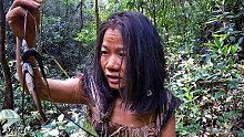 自制捕鱼笼收获出乎意料,徒手单挑东南亚丛林42集