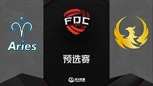 Phoenix vs Aster.A FDC-S3 预选赛 - 2