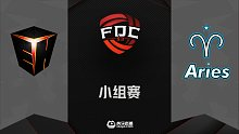 EHOME vs Aster.A 小组赛 - 1