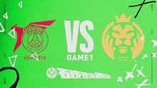 PSG vs MAD_小组赛Day5_2021MSI季中冠军赛
