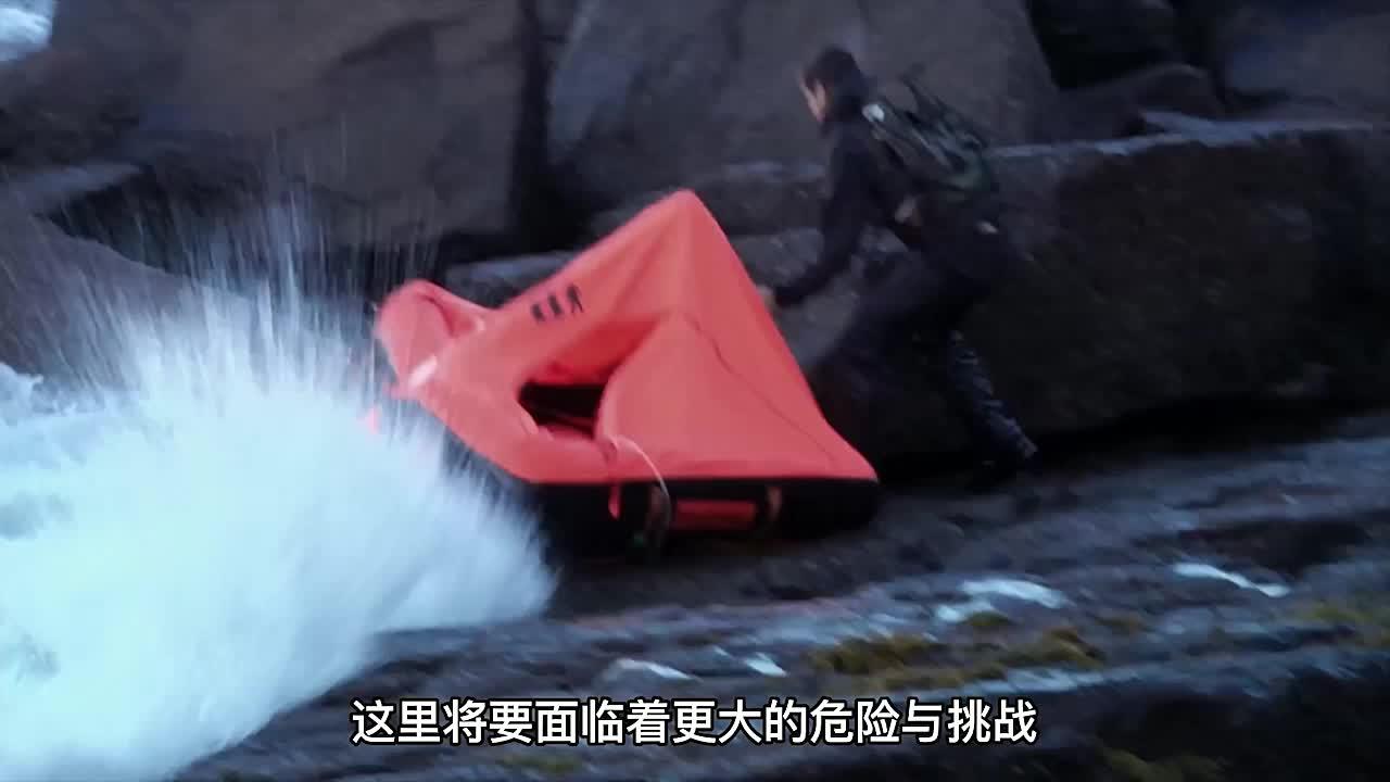 贝爷流浪无人岛,自制海豹皮泳衣,布置陷阱抓捕淡水鱼